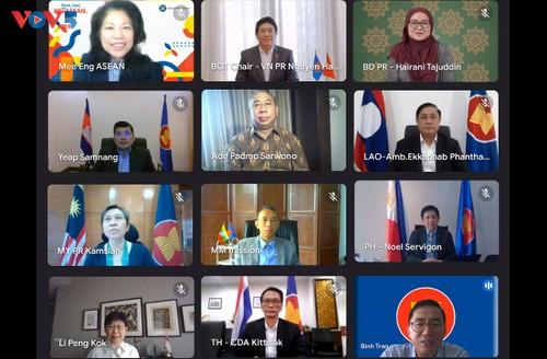 Việt Nam chủ trì cuộc họp Hội đồng Uỷ thác Quỹ ASEAN - ảnh 1