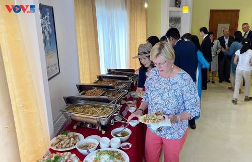 Quảng bá văn hóa Việt tới đại diện các cơ quan ngoại giao nước ngoài tại CH Czech - ảnh 2