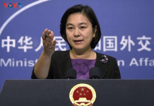 Trung Quốc coi trọng quan hệ thương mại song phương với Việt Nam - ảnh 1