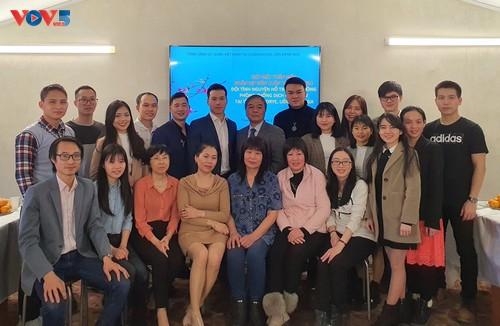 Tổng Lãnh sự quán Việt Nam tại Vladivostok tri ân những người chống dịch COVID-19 - ảnh 1