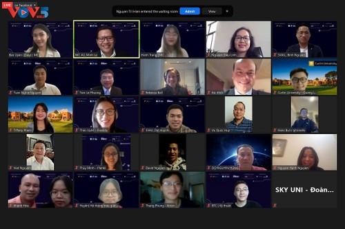Thúc đẩy tinh thần khởi nghiệp, đổi mới sáng tạo Việt Nam tại Australia - ảnh 1