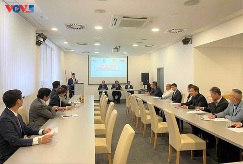 Diễn đàn thúc đẩy thương mại, đầu tư Việt – Cộng hòa Czech - ảnh 1