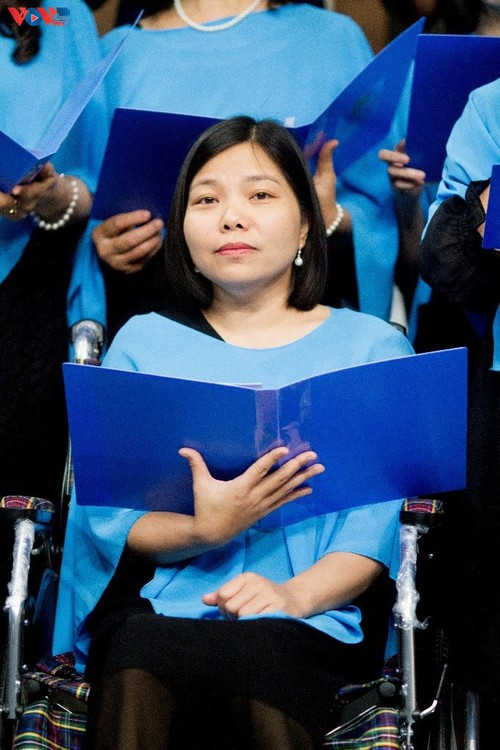 Diversity Choir transcends differences and inspires love - ảnh 4