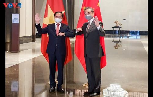 Promueven las relaciones entre Vietnam y China - ảnh 1