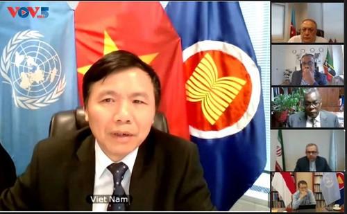 Vietnam llama a Estados Unidos a poner fin al bloqueo sobre Cuba - ảnh 1