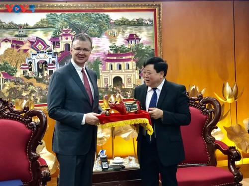 Le Vietnam reste l'un des partenaires importants des États-Unis - ảnh 1