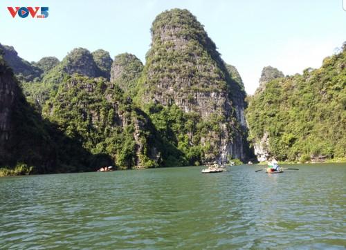 Ninh Binh accueille l'Année nationale du Tourisme 2020  - ảnh 1
