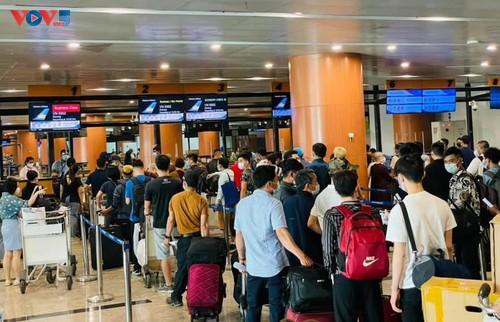 Đưa công dân Việt Nam từ Myanmar về nước - ảnh 1
