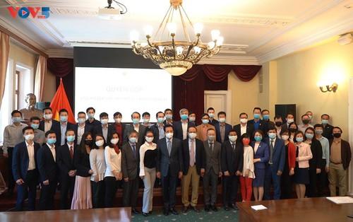 Người Việt Nam tại LB Nga chung tay ủng hộ Quỹ vaccine phòng, chống dịch Covid-19 - ảnh 2
