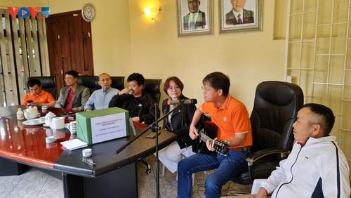 Cộng đồng người Việt Nam tại Mozambique quyên góp ủng hộ Quỹ phòng chống COVID-19  - ảnh 8