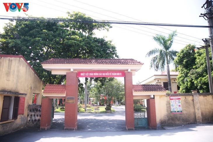 Centro de rehabilitación y tratamiento para inválidos de guerra Duy Tien - ảnh 1