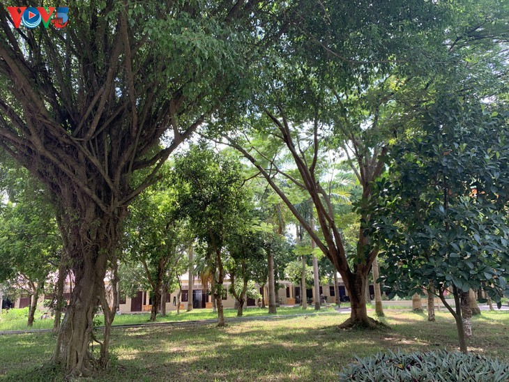 Centro de rehabilitación y tratamiento para inválidos de guerra Duy Tien - ảnh 2