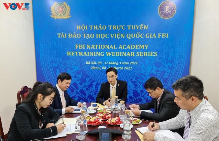 Vietnam, US strengthen security cooperation - ảnh 1