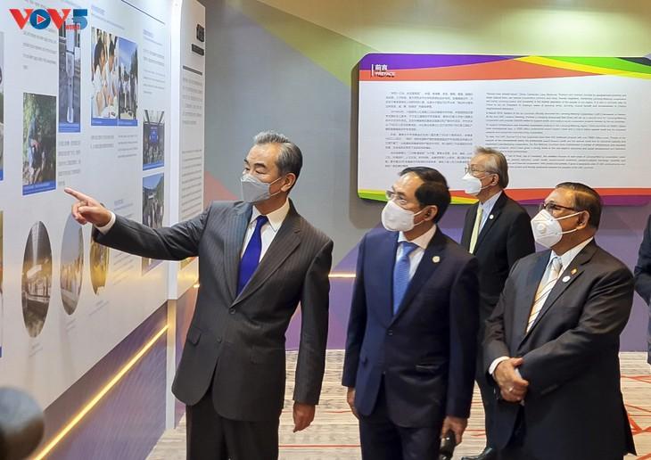 Sixième conférence des ministres des Affaires étrangères Mékong-Lancang - ảnh 2