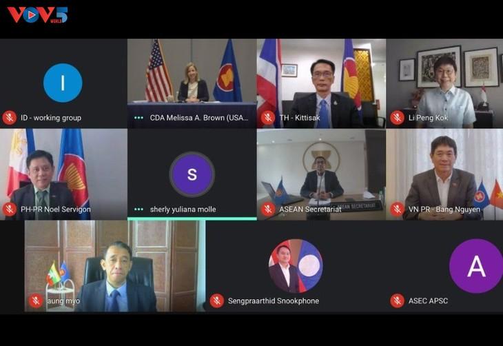 AS Dukung Semua Upaya ASEAN Dalam Perundingan COC dengan Tiongkok - ảnh 1