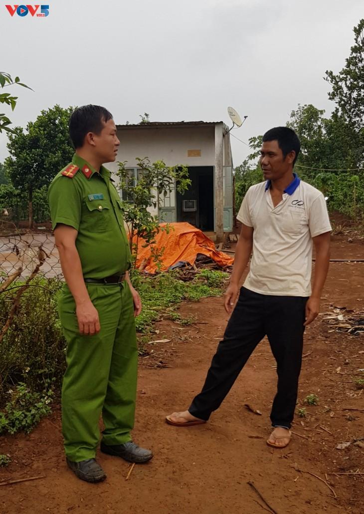 자라이 (Gia Lai)성, 전과자 지원 사업 - ảnh 1