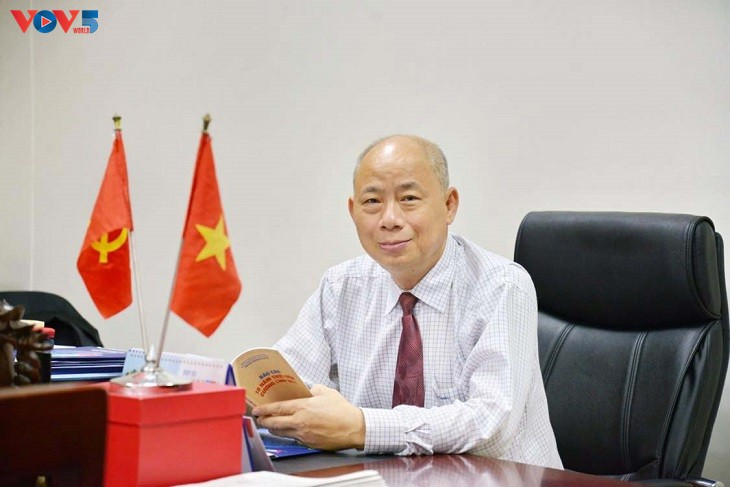 베트남의 소리 대외방송 – 베트남과 국제친구를 연결하는 징검다리 - ảnh 1
