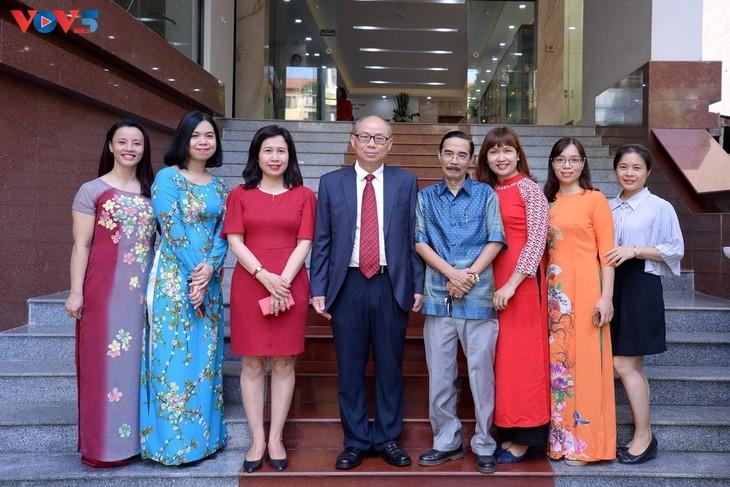 베트남의 소리 대외방송 – 베트남과 국제친구를 연결하는 징검다리 - ảnh 2