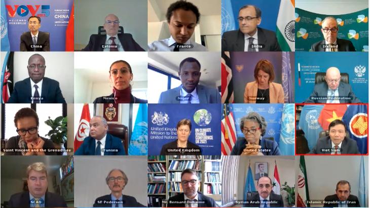 "Upaya Diplomatik yang Konstruktif untuk Hentikan ""Keputusasaan"" di Suriah - ảnh 1"
