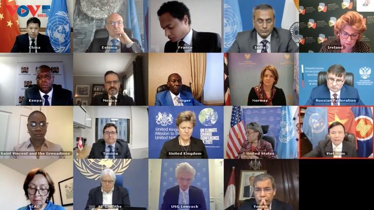 Vietnam Nyatakan Cemas atas Eskalasi Militer di Yaman - ảnh 1