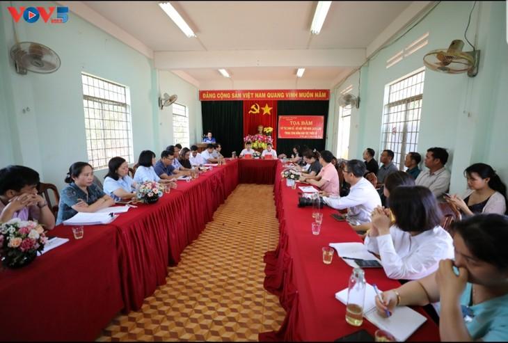 Changes in Ha Bau commune, Gia Lai province - ảnh 1