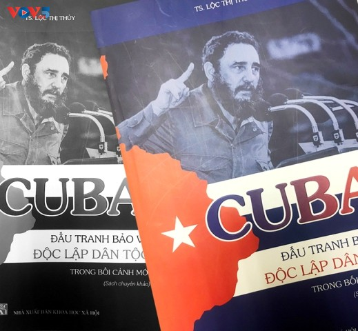 Doctora vietnamita escribe sobre Cuba por su amor a la isla - ảnh 2