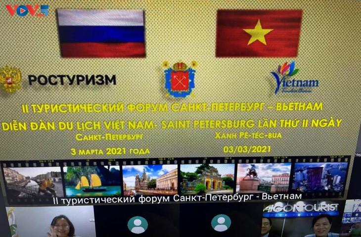 ロシア・ベトナム 観光協力の回復を目指す - ảnh 1