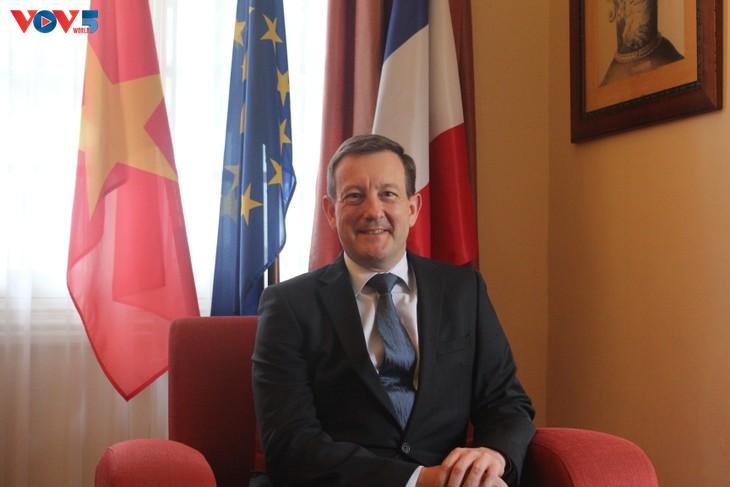 «Pour les Français, le Vietnam est un pays un peu plus près de leur cœur» - ảnh 1