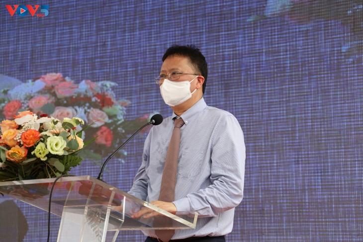 """Viện Hàn lâm Khoa học và Công nghệ Việt Nam tổ chức lễ trực tuyến đón tàu nghiên cứu """"Viện sỹ Oparin"""" - ảnh 4"""
