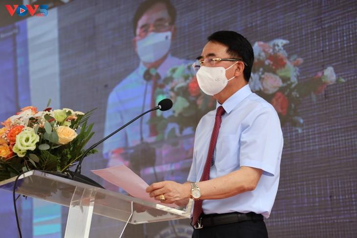 """Viện Hàn lâm Khoa học và Công nghệ Việt Nam tổ chức lễ trực tuyến đón tàu nghiên cứu """"Viện sỹ Oparin"""" - ảnh 5"""