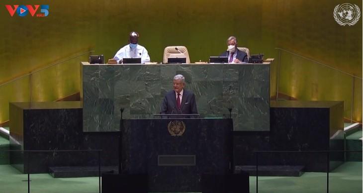 第75回国連総会が開会 コロナ禍、各国首脳ビデオ演説へ - ảnh 1