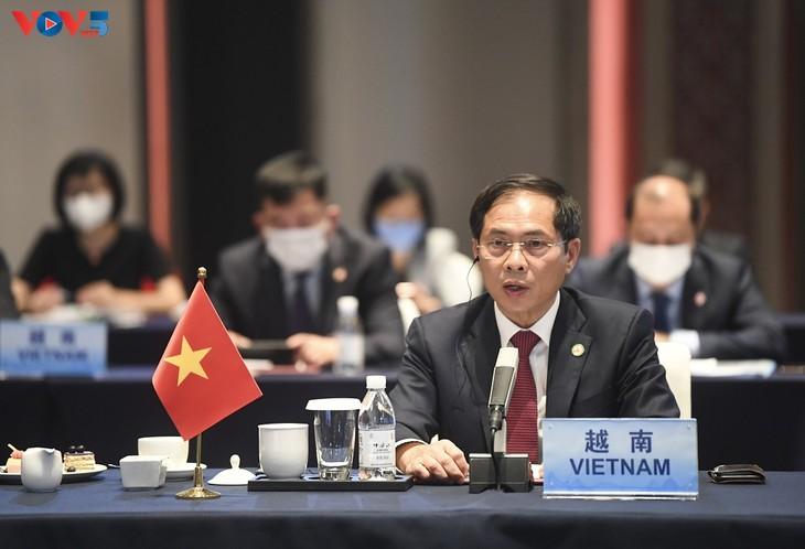 中国・ASEAN特別外相会議 - ảnh 1