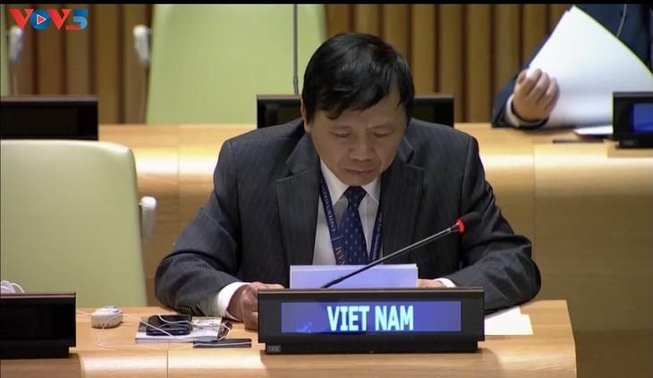 越南支持对伊斯兰国罪行进行调查并追究责任 - ảnh 1