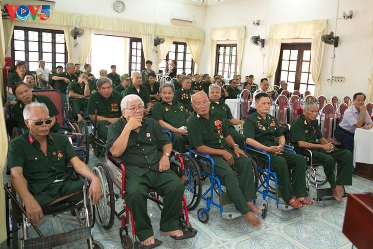 Центр по оздоровлению и санаторно-курортному лечению инвалидов войны Зуйтиен - ảnh 12
