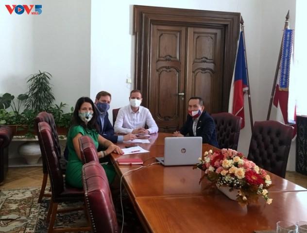 Thiết lập quan hệ hữu nghị và hợp tác toàn diện giữa Đà Nẵng và Brno, Cộng hòa Czech - ảnh 1