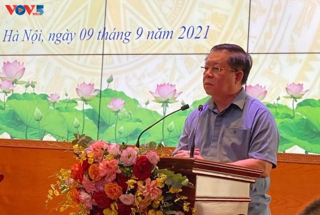 Xây dựng hệ giá trị văn hóa và chuẩn mực con người Việt Nam - ảnh 1