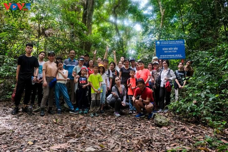 Trải nghiệm leo núi xuyên rừng Cát Bà - ảnh 10