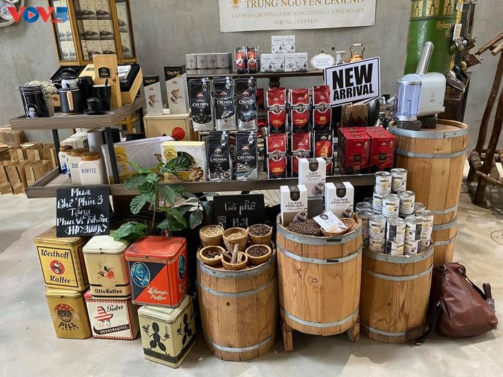 Bảo tàng Thế giới cà phê tại Buôn Ma Thuột - ảnh 4