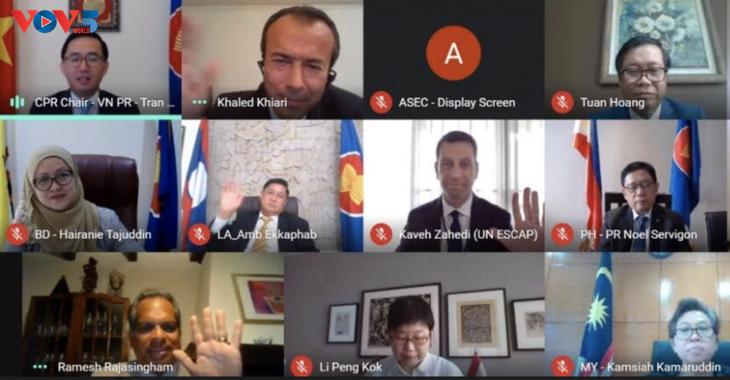 La ONU apoya las iniciativas de la Asean y de Vietnam en la respuesta al covid-19 - ảnh 1