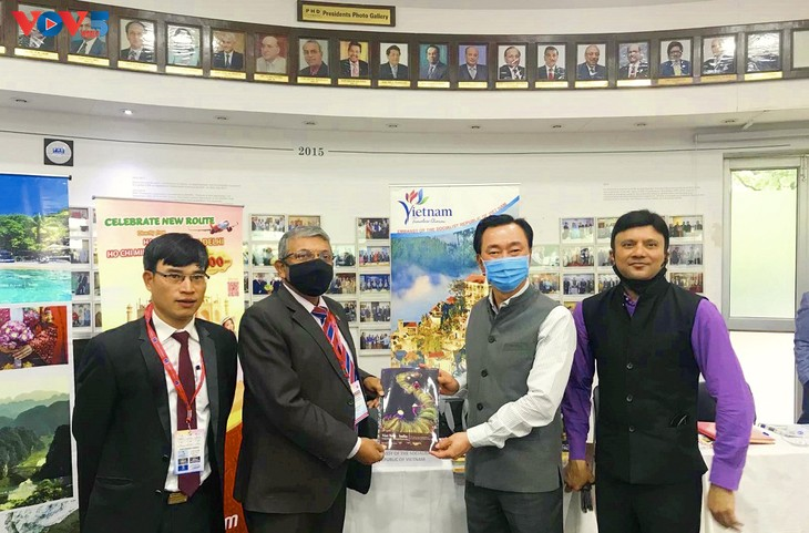Vietnam participa en la Semana Internacional de la India - ảnh 1