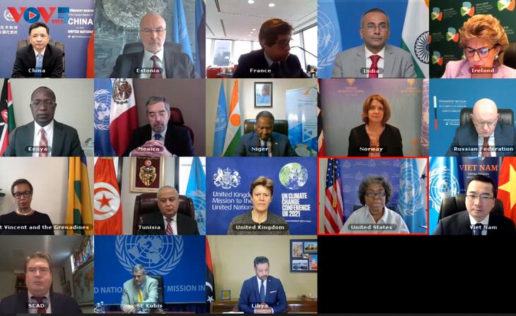 Libye: le Vietnam soutien une solution politique   - ảnh 1