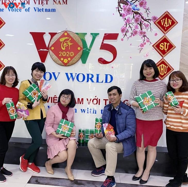Vov5-สะพานเชื่อมระหว่างเวียดนามกับมิตรประเทศในทั่วโลก - ảnh 3
