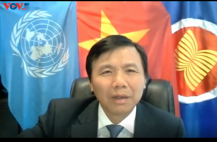 Vietnam chairs meeting of Group of Friends on 1982 UNCLOS - ảnh 1