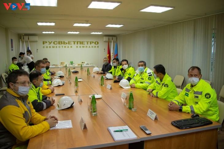 Компания «Русвьетпетро» вносит активный вклад в развитие Всеобъемлющего стратегического партнёрства между СРВ и РФ - ảnh 1