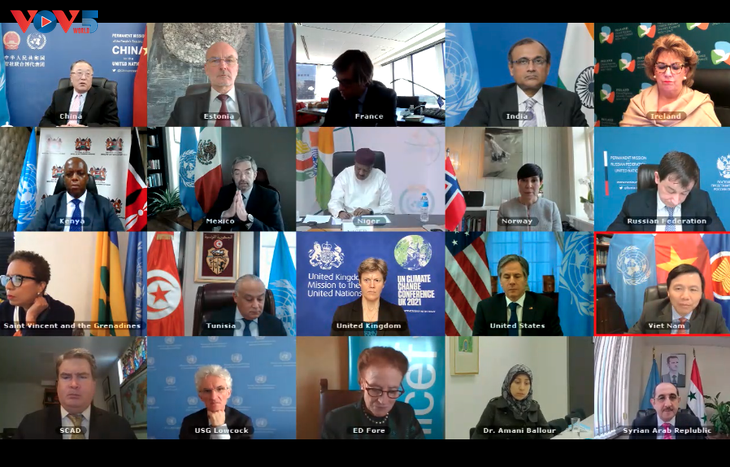 Hội đồng Bảo an quan ngại sâu sắc về khủng hoảng nhân đạo tại Syria - ảnh 1