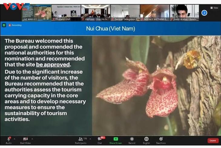 UNESCO công nhận thêm 2 Khu dự trữ sinh quyển thế giới Núi Chúa và Cao nguyên Kon Hà Nừng của Việt Nam - ảnh 1