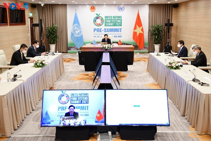 Vietnam to become creative hub for food systems - ảnh 1