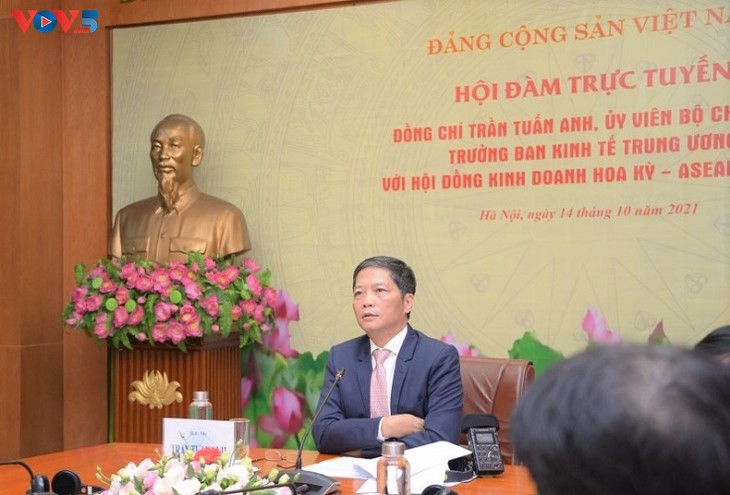 Vietnam pledges favorable conditions for US production and investment  - ảnh 1