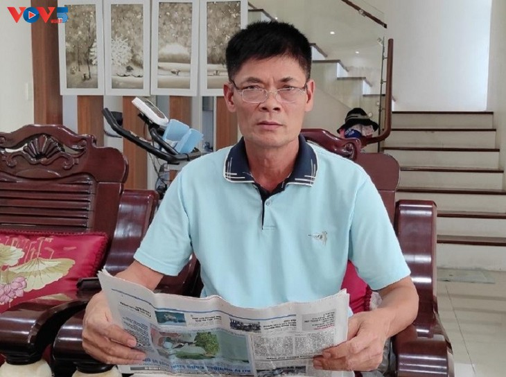 La opinión pública interesada en el IV Pleno del Comité Central del Partido Comunista de Vietnam - ảnh 1