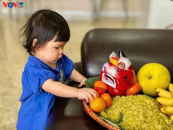 A Mid-Autumn Festival of love and sharing during the COVID-19 pandemic - ảnh 13